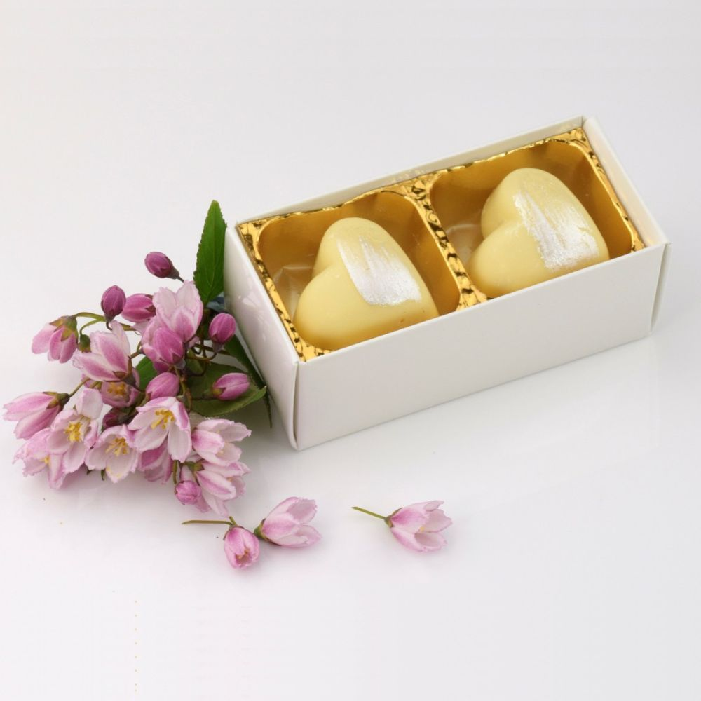 Bijoux Heart Chocolates Mini Box (Choice of Flavours) - Yumbles.com