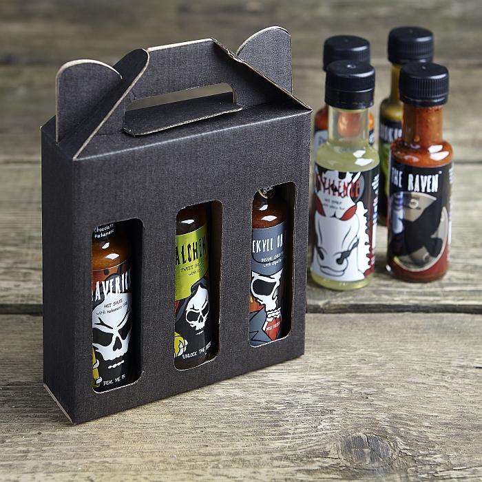 Chilli Sauce Gift Set