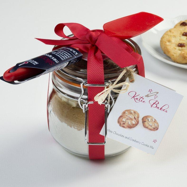 Red Mini Baking Set ... & Mini Artisan Baking Mix Gift Set - Yumbles.com