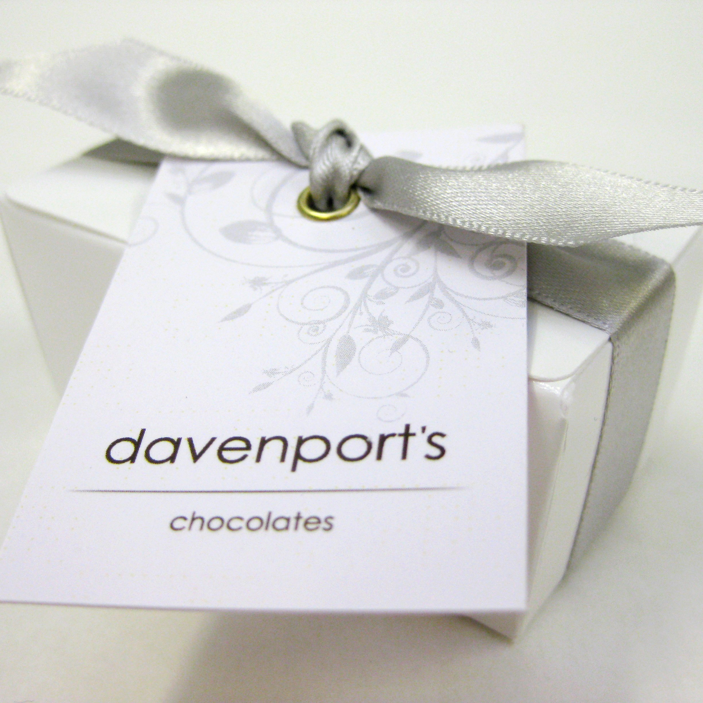 Davenport\'s Chocolate Wedding Favours - Yumbles.com
