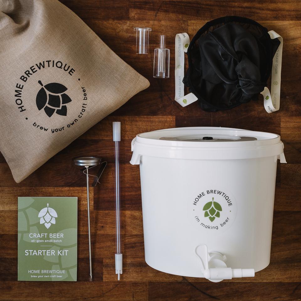 Make Your Own Craft Beer Starter Kit
