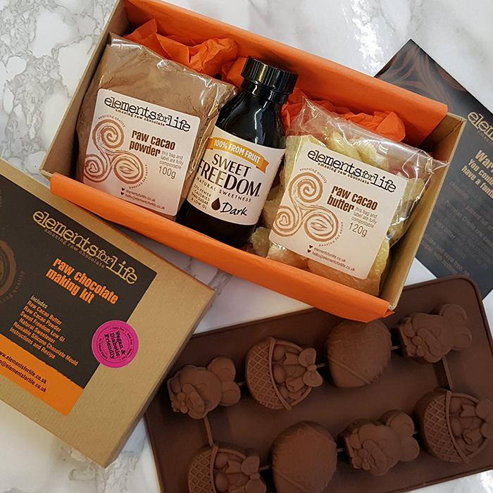 Easter Raw Chocolate Making Starter Kit