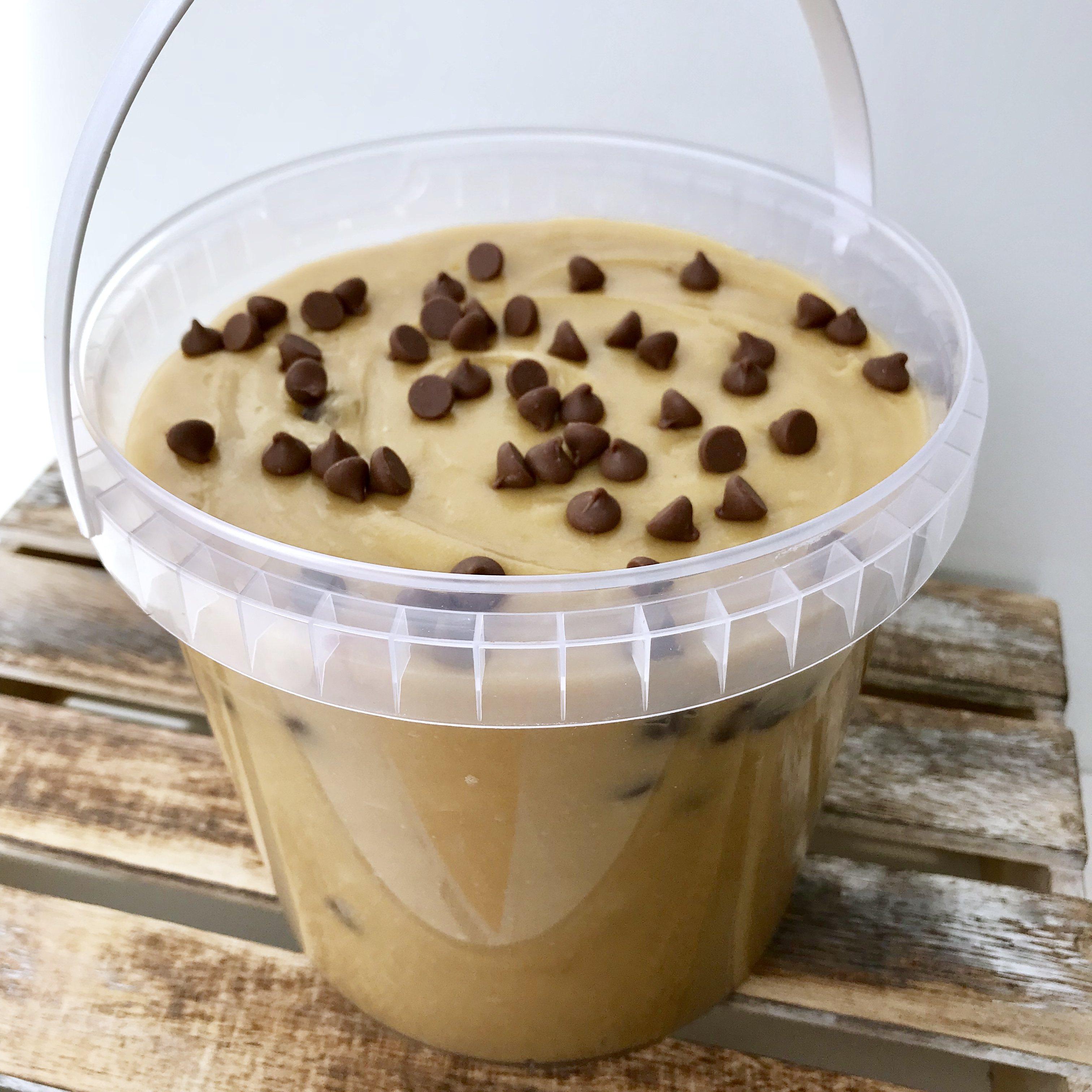 Edible Cookie Dough Bucket Yumbles Com