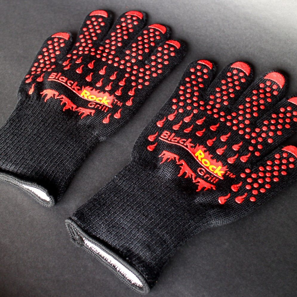 Heat Resistant Oven Gloves 500C / 932F