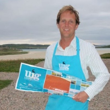 Uig Lodge Smoked Salmon
