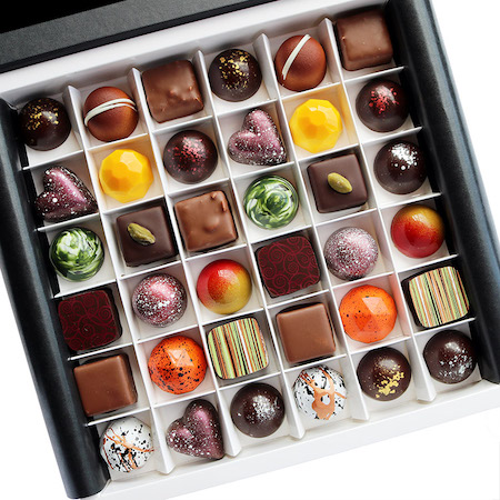 ASSORTED CHOCOLATE BOXES
