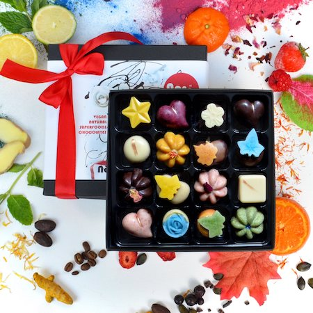 REFINED SUGAR FREE CHOCOLATE BOXES
