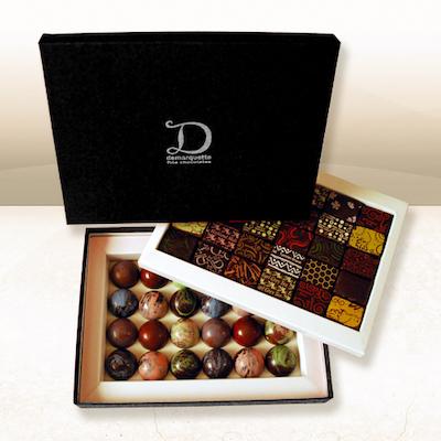 25% off Demarquette Fine Chocolates