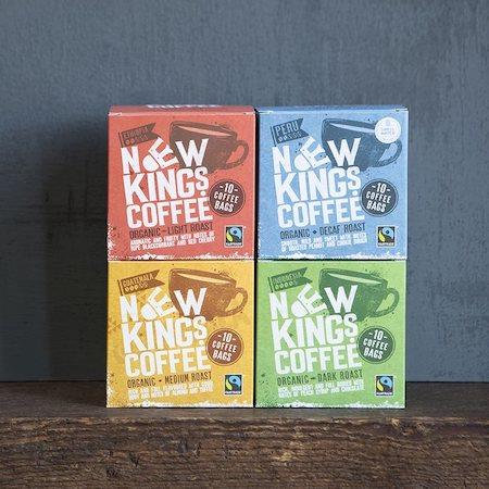 20% off New Kings Coffee