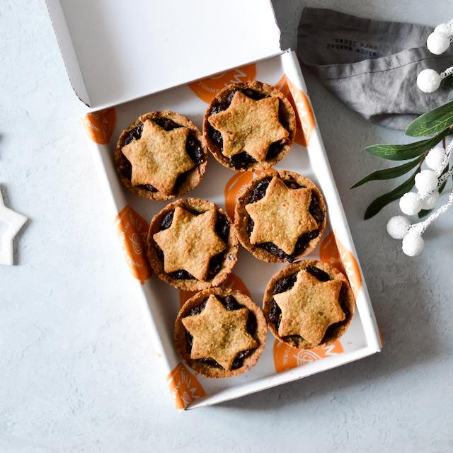 Vegan Christmas Foods