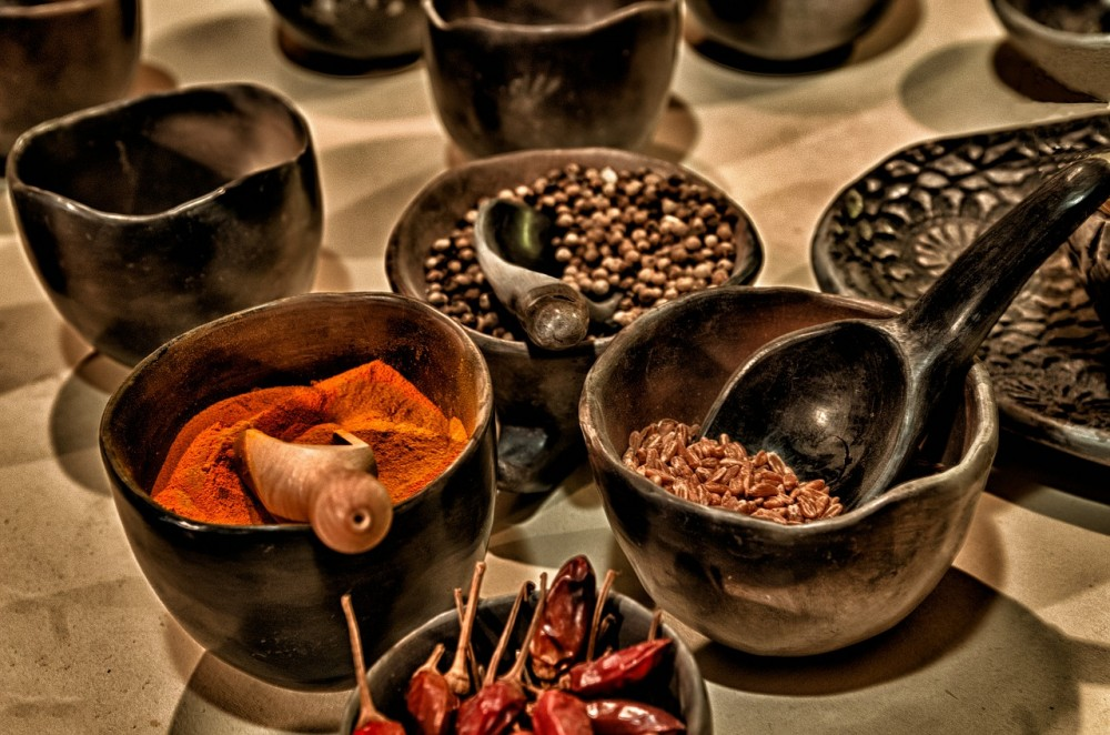 Five Spices to Boost Your Health and the Taste of Your Food