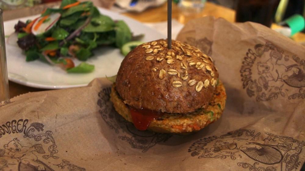 How To Make The Perfect Homemade Veggie Burger
