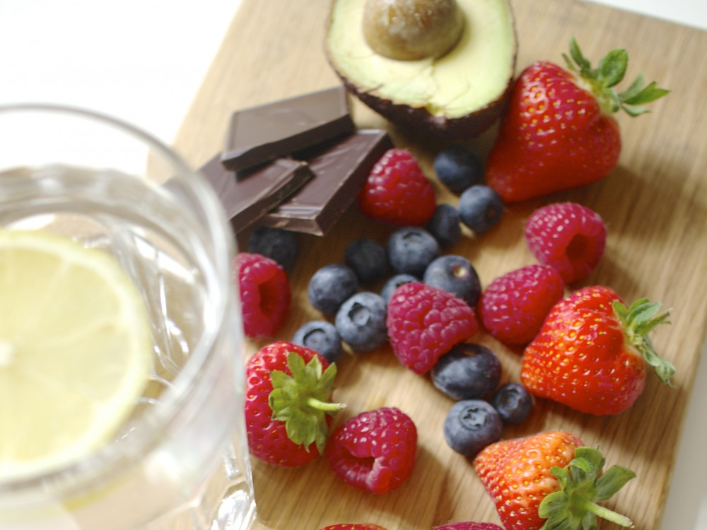 4 Foods For Glowing Skin