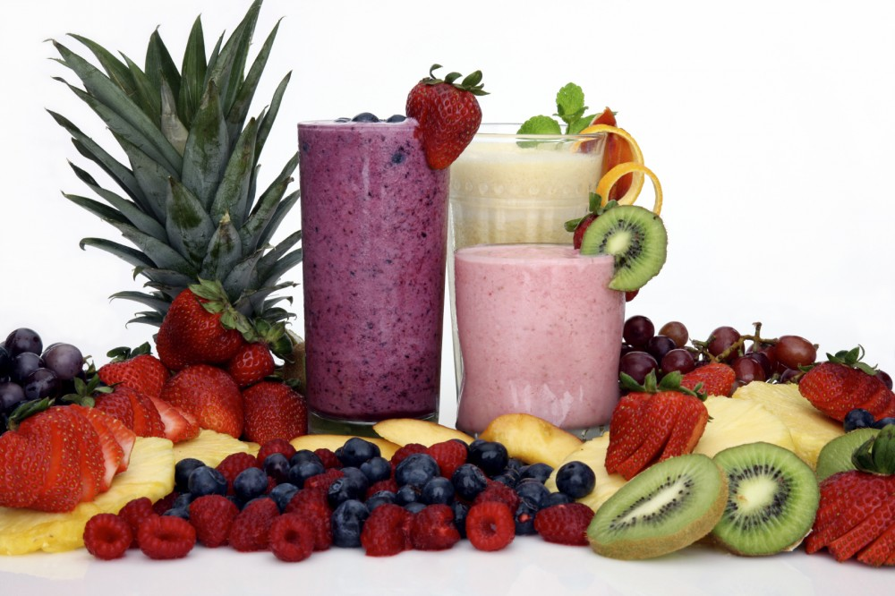 3 Simple Smoothies