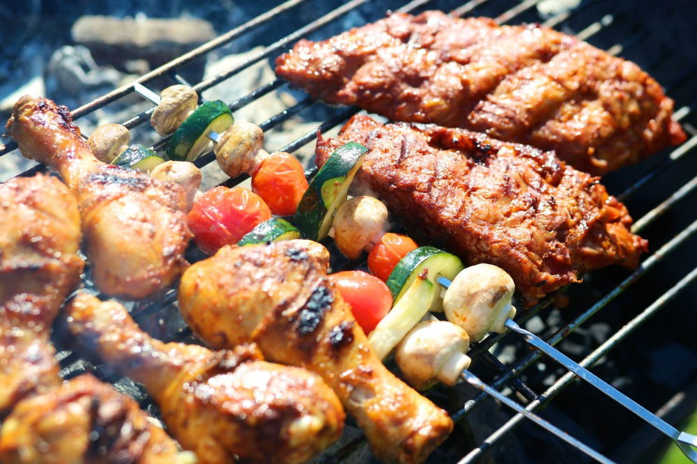 Don't Ruin Your BBQ: 4 Safety Tips