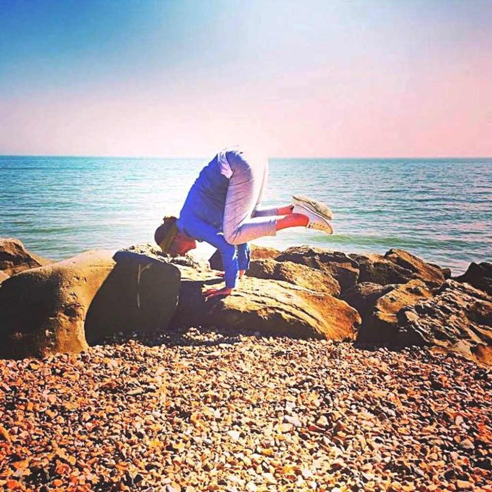What's The Deal with Bakasana?