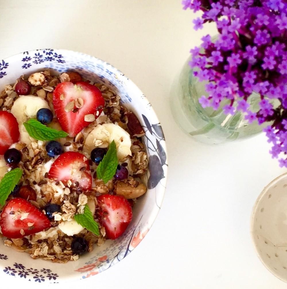 Crunchy Family Muesli Recipe