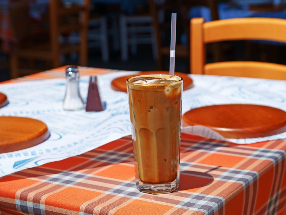 Best Things to Eat in Cyprus: Frappe