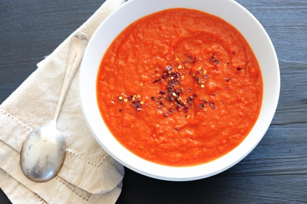 Grown Up Soup: Gazpacho