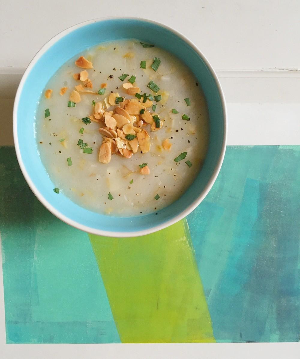 The Perfect Prebiotic Soup