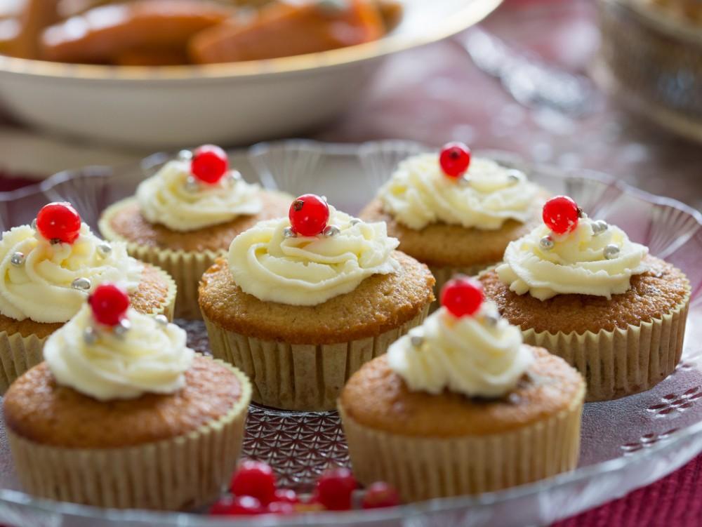 Minced Pie Muffins