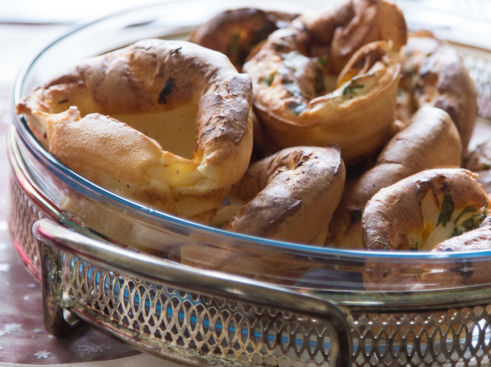 Not-So-Traditional Yorkshire Puddings
