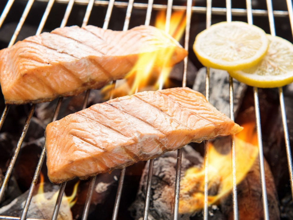 Salmon or Chicken Marinade for Barbecue