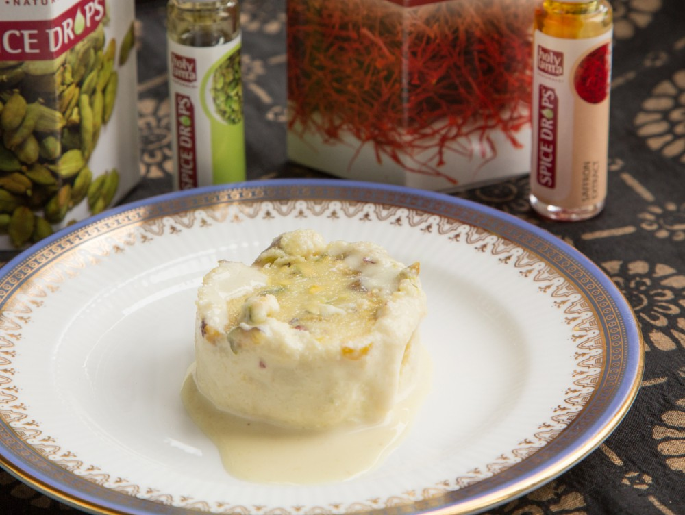 Pistachio Kulfi: A Rich Indian Ice Cream