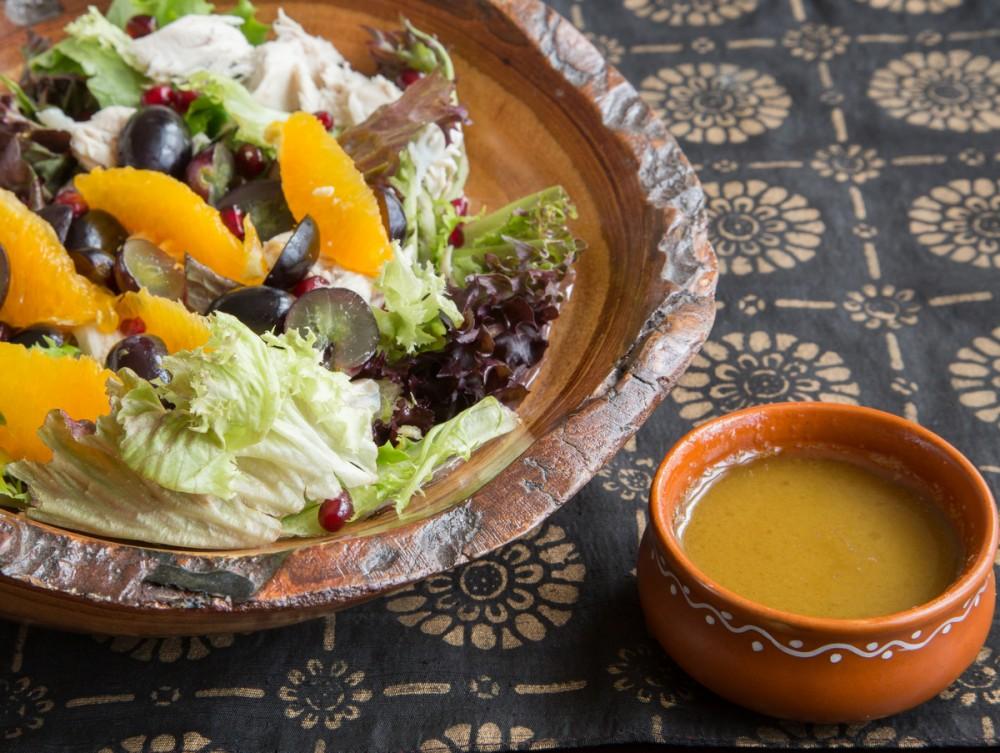 Hot Salad Dressing for Chicken Salad