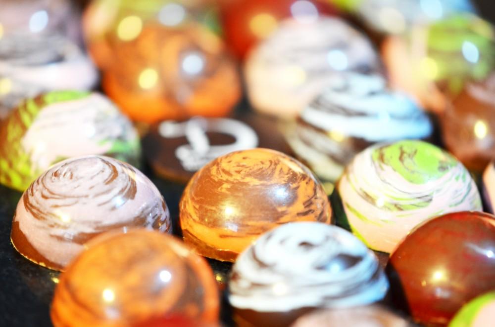 An interview with artisan chocolatier Marc Demarquette