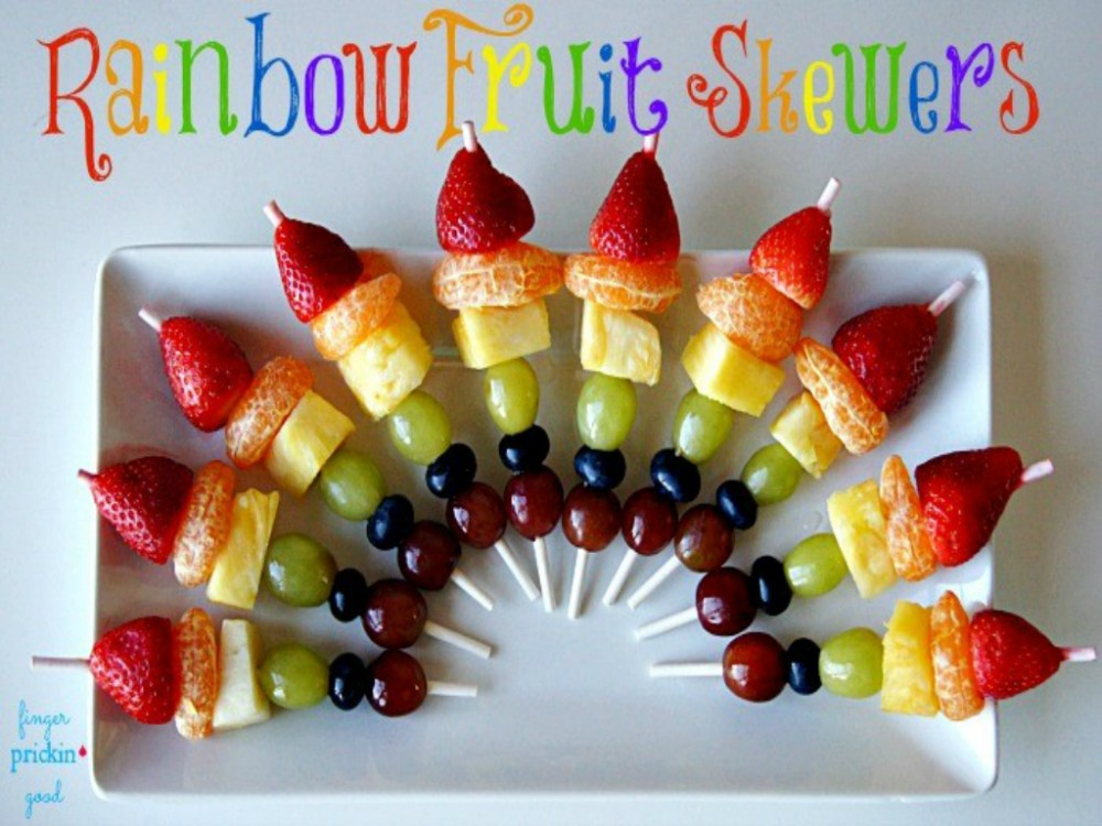 5 healthy snack ideas for kids - Part 3