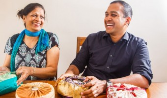Food Heroes: Sanjay and Sashi Aggarwal, Spice Kitchen