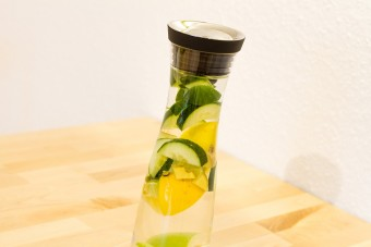Why Cucumber Water Should Be Your Go-To Summer Drink