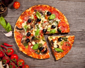 Healthy Makeover: Pizza