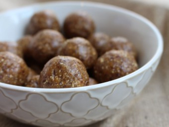 Super Simple Peanut Butter Balls