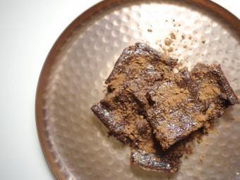 Nutella Chococado Brownies