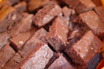 Yummy Chocolate Brownies (Gluten, Dairy and Refined Sugar Free)