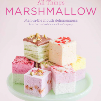 All Things Marshmallow: London Marshmallow Company Book & Give-Away