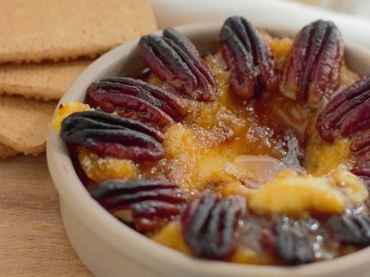 Sweet Potato Pecan Pie Dip
