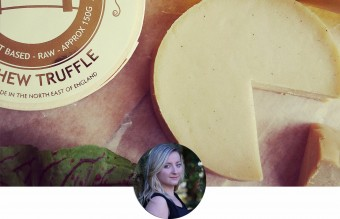 5 minutes with vegan cheese artisan, Tyne Chease #meetthemaker