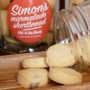 Simon's Marmalade Shortbread - Scrumptious
