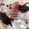 Cardamom, Hibiscus and Pink Peppercorn Botanicals Tin - Gin Gift