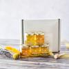 Mild Taster Set 5 Beautiful 45g Jars & Dipper