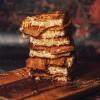 Vegan bacon sandwich