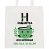 HumaniTea Tote Bag – Green