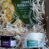 Sourpress Solo mini hamper with nut free vegan cheese