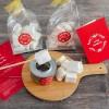Christmas Champagne & Elderflower Marshmallows Gift Box