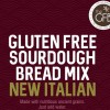 4 New Italian - Gluten Free Artisan Sourdough Bread Mixes