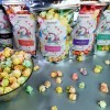 Mixed flavoured mushroom popcorn pack