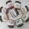 Trio of Raw Infused Honey Gift Box Jars